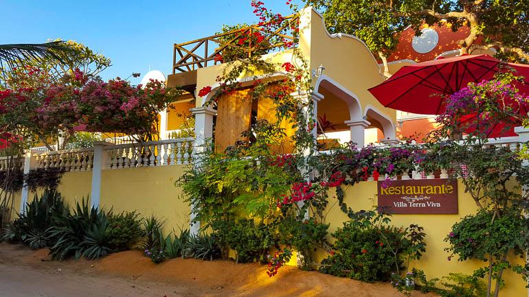 Restaurant in Jericoacoara