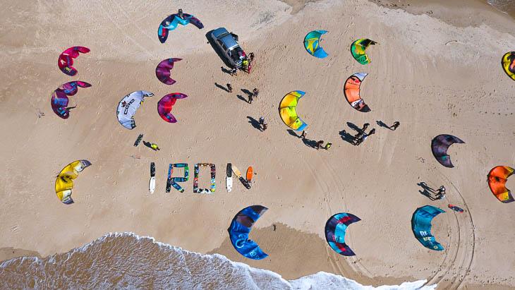 The longest kitesurf downwinder in the world